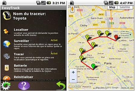 Logiciel de localisation GPS pour PC téléchargement gratuit gratuitement